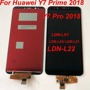 Image 5 - Original AAA For Huawei Y7 2018 / Y7 Pro 2018 / Y7 Prime 2018 LCD Display +Touch Screen Digitizer Assembly Replacement +Frame