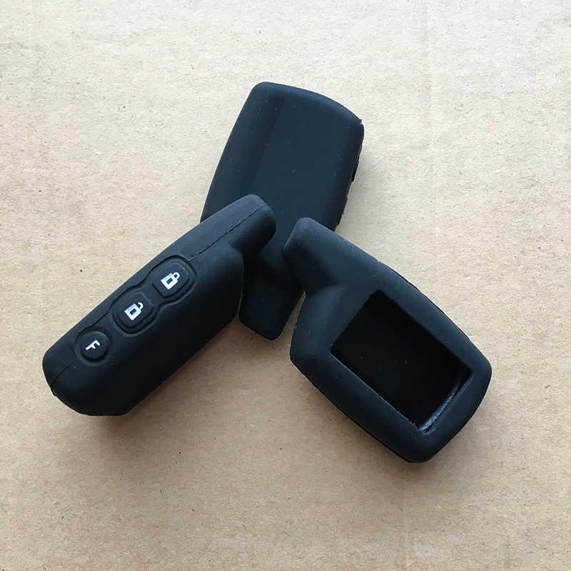 Популярный силиконовый чехол DXL3000 для русской версии Pandora DXL3000 с ЖК-пультом дистанционного управления двухсторонняя Автомобильная сигнализация защитный чехол