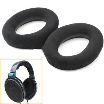 50 pairs/lot Replacement Ear Pads Cushion for Sennhei HD545 HD565 HD580 HD600 HD650 Headphones