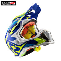 LS2 MX470 SUBVERTER Motocross Helmet for Motorcycle Dirt Bike MTB Mountain Bike DH MX Off Road Capacetes Helmets