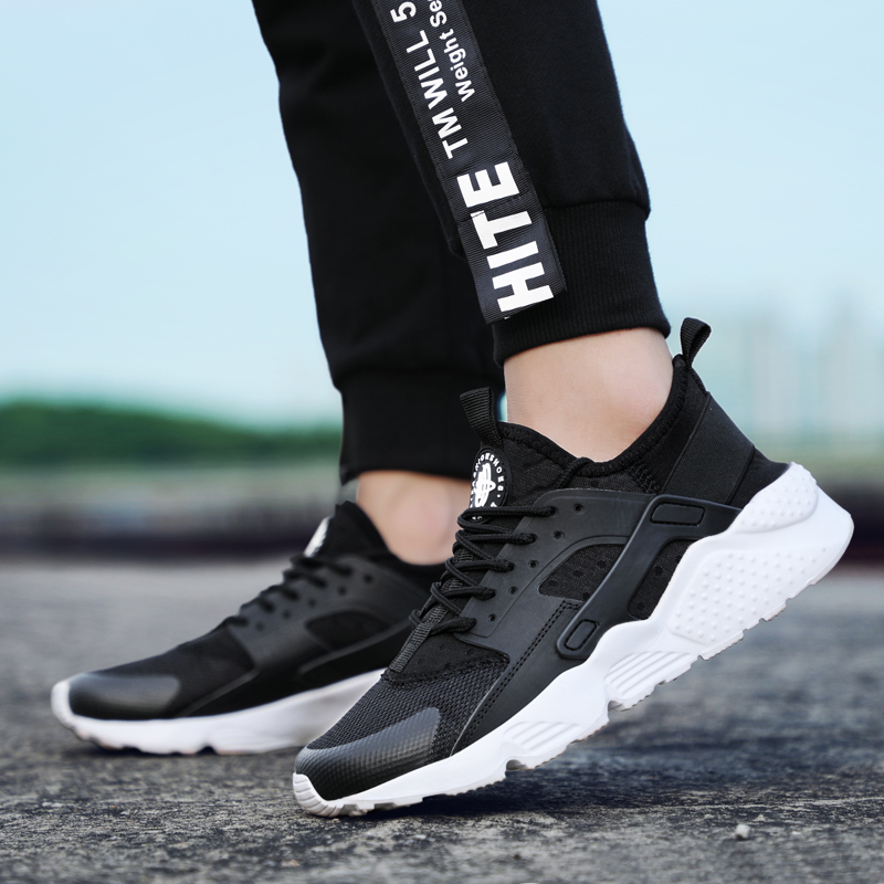 HTB12PaTlDmWBKNjSZFBq6xxUFXaX - Fashion Shoes Men Sneakers Men Casual Shoes Trainers Air huaraching Sneakers zapatos hombre Walking Platform Shoes chaussures