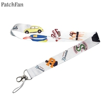 A0495 Patchfan Riverdale Movie style Multi-function Mobile Phone Straps Tags Neck Lanyards for keys ID Badge webbing