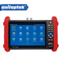 IPC 9800 Series 7 Inch CCTV Tester 1080P IP AHD CVI TVI CVBS Camera Test PoE