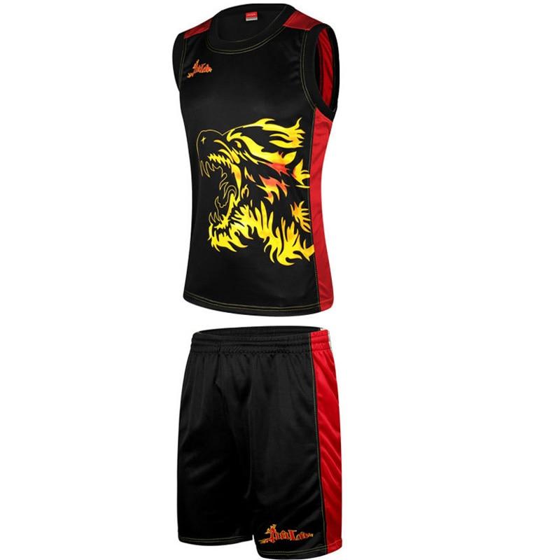 444a28495db Plus Size XL-5XL Brand Basketball Jersey Set 2017 Basketball Running Sets  For Men Team Training Sports wear Jersey Shorts Set