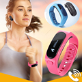 Bluetooth Headset Smart Band Smartband Smart Wristband Bracelet Fitness Tracker Pedometer Answer Dial Call For Android iOS Phone
