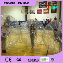 Free Shipping!1.2m Inflatable Bumper Ball For Kids/Bubble Soccer Ball/Zorb Ball/Loopy Ball