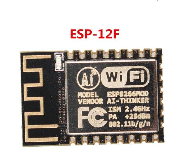 2015 nouvelle Version ESP-12f ESP8266 ESP 12f sans fil WiFi série Module authenticité garantie livraison gratuite Lua 5 pcs/lote RC jouet