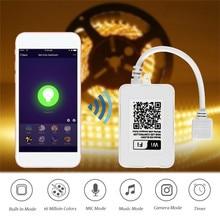 DC12-24V 40W 5 Pins Wifi Smart Controller For RGBW RGBWW LED Strip Light For Amazon Alexa For Echo