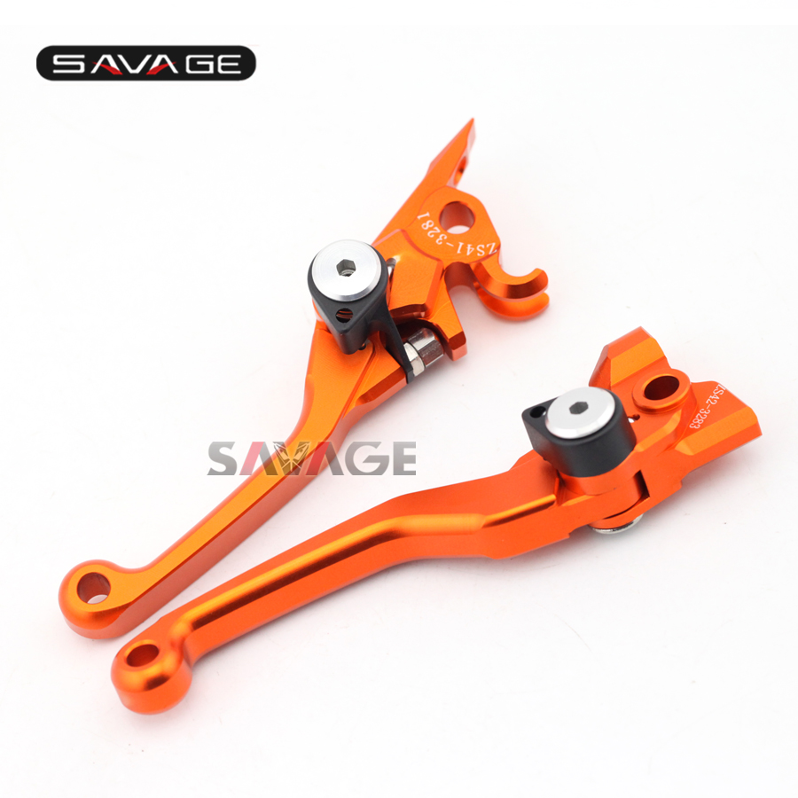 Pivot Brake Clutch Lever For KTM 530 525 505 500 EXC EXC-R XC-W XCR-W XC-F 400/450 Racing 4T Motorcycle Dirt Bike Off-road CNC pivot brake clutch lever for ktm 250 300 350 400 450 exc exc f xc sx sx f xc f xc w xcf w smr motorcycle dirt bike off road cnc