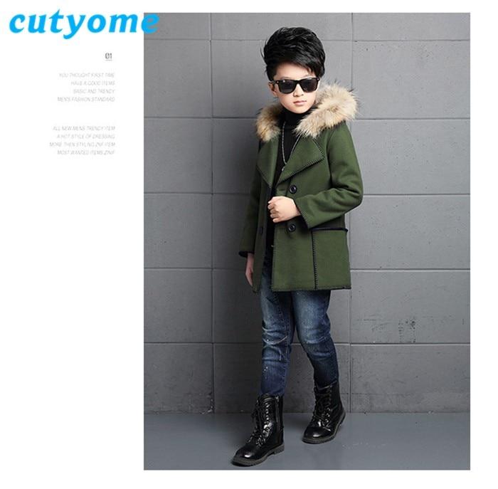 fashion wool coats for kids03