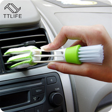 TTLIFE New Arrival Removable computer Cleaning Brush Clip Household Tool air-condition Window Leaves Blinds Cleaner Duster