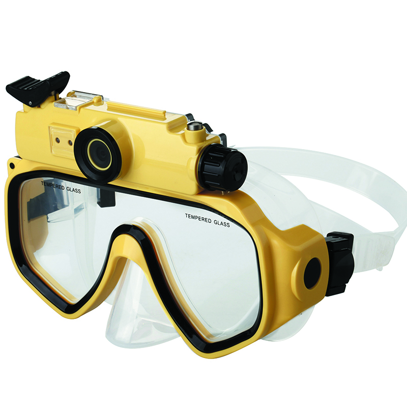 ФОТО 720P Underwater Sunglass Camera  with 5.0Mega Pixel CMOS Image Sensor & IPX8 Water-Resistant  Under 30 meters Depth for 3 Hours