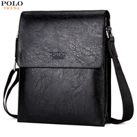 VICUNA POLO Famous Brand Business Bags For Men Casual Crossbody Large Capacity Bag Solid Men S