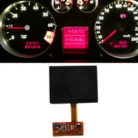JEAZEA Speedometer Display Screen LCD Replacement Cluster Fit For Audi A3 A6 C5 TT 8N Series 1999 2000 2001 2002 2003