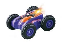 2.4 г 4ch 4WD высокая скорость Rc Гоночная машина мини-грузовик Электрический rc stunt car с красочными светодиодные фонари RC игрушки для ребенка лучшие подарки игрушка