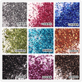 DIY 5g brillo uñas arte metálico brillo polvo para uñas diseño decoraciones polvo manicura herramientas