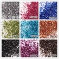 DIY 5g Shine Nail Art Metalic Glitter Powder for Nails Design Decorations Dust Manicure tools