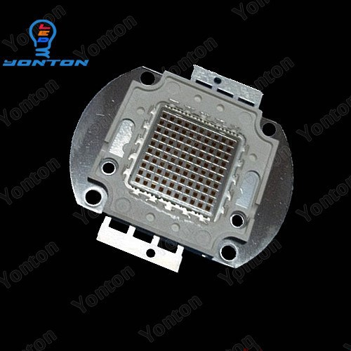 Free shipping 100w ir high power 850nm infared led by Epileds 42mil chip 10w high power led 460nm blue color 460nm led beads by 45mil epileds free shipping