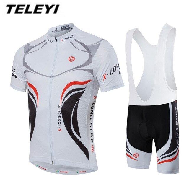 93464c4cf € 21.61 8% de DESCUENTO|Hombres ciclismo ropa verano bike Jersey BiB shorts  conjuntos pro MTB equipo ciclismo ropa bicicleta Top bike wear en ...