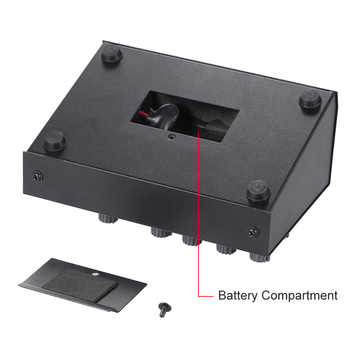 Ammoon AM - 228 Ultra - compact คอนโซลผสมเสียงต่ำ 8 ช่องโลหะสเตอริโอเสียงเสียงผสม power Adapter