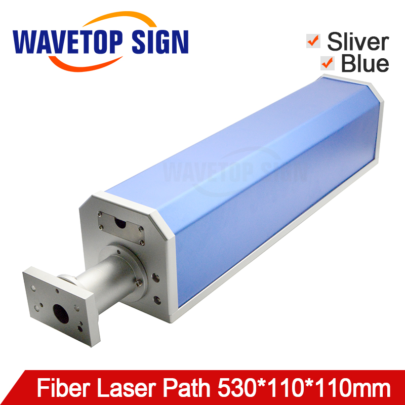 fiber laser mark machine laser path +fiber laser holder 1pcs+Combined beam mirror seat 1pcs blue or Sliver color fiber laser mark machine lift worktable laser mark machine lead head up and down system lift system height 600mm 800mm