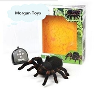 Hot Sale RC Spider Anime Intelligent Robot Toys Remote Control Robot Spider Big Toy Electronic Pet