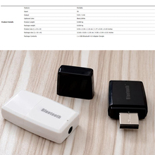 2 in 1 Mini Wireless Bluetooth Music Receiver