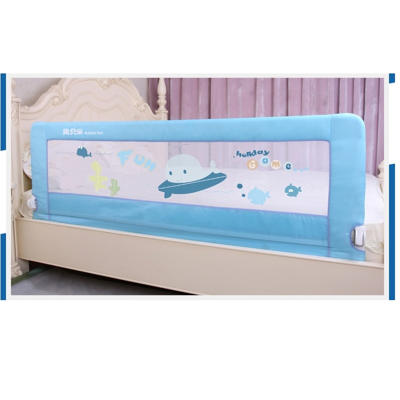 180cm long 69cm high bed rail safety baby bed guard rail in gates doorways from mother kids. Black Bedroom Furniture Sets. Home Design Ideas