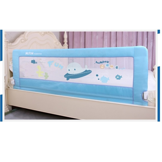 180cm Long 69cm High Bed Rail Safety Baby Guard