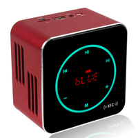 Mini Portable NFC Wireless Bluetooth 3D Surround Sound Speaker Music Player Support TF Card And USB