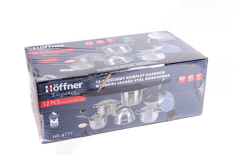 Aliexpress.com : Buy German Brand Cooking Pots Hoffner 12pc Of ... | {Höffner online shop 66}