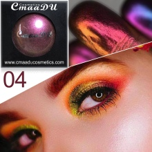 1PC Glitter Eye shadow Metallic Shimmer Change Color Shadow Singe Eyes Makeup Powder