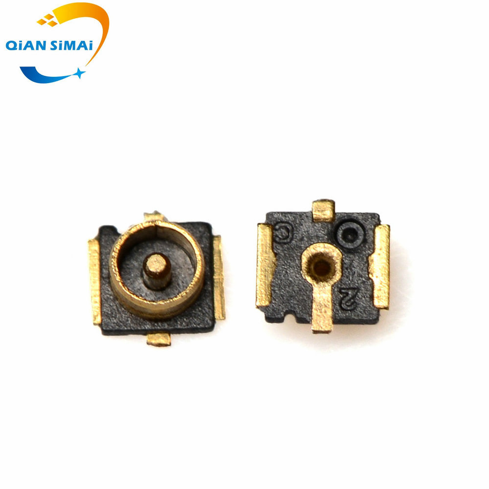 QiAN SiMAi 2pcs/lot Wifi Signal Antenna Connector Socket On Logic Motherboard For Xiaomi