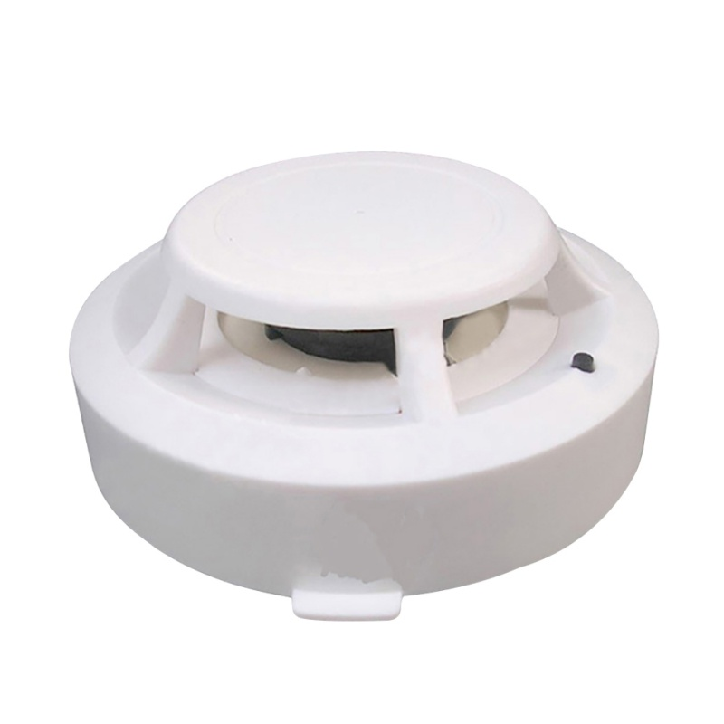 Smoke High Sensitivity Excellent Stability Detector Fire Alarm Ionisation Fully Automatic Test Function