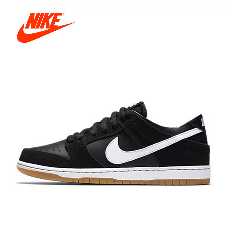 Original New Arrival Authentic Nike Dunk SB Low Pro Zoom Anti-Slippery Men's Skateboarding Shoes Sports Sneakers nike sb кеды nike sb zoom dunk low pro черный бледно зеленый белый 9 5