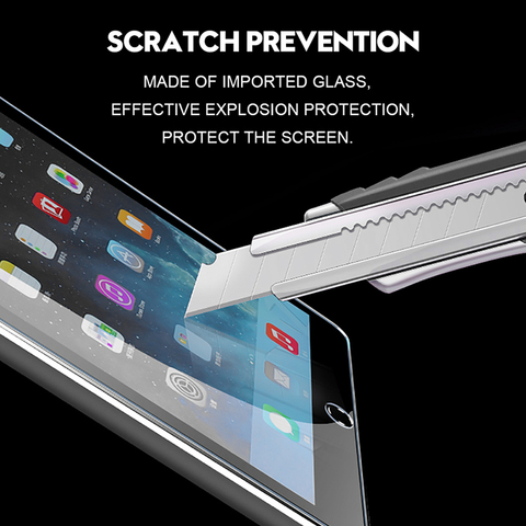 9D Curved Edge Screen Protector Glass For iPad 10.2 mini 5 4 Air 3 2 1 Tempered Glass Film For iPad Pro 11 10.5 9.7 2017 2018 Islamabad