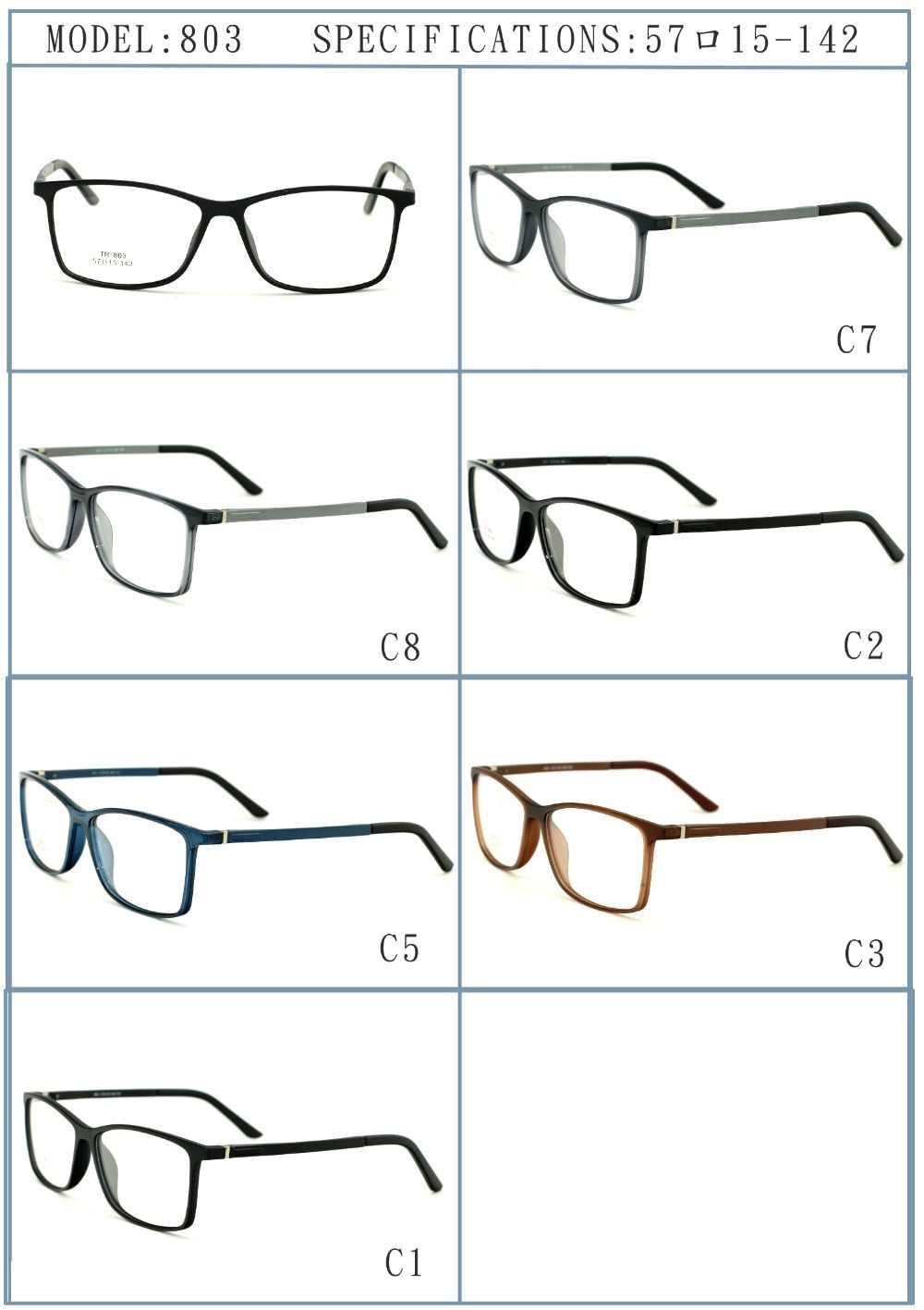 8b376e45341 ... 2018 new TR90 front Aluminum glasses frame men women prescription  myopia optical brand clear eyeglass frames. RELATED PRODUCTS. 2018 High  Quality ...