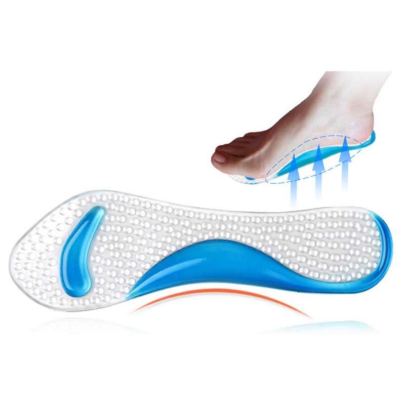 Lot de 2 paires de protections contre les plis de chaussures souples et dures pour hommes