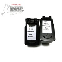 YOTAT 1set Remanufactured PG210 ink cartridge PG 210XL CL 211XL for Canon PIXMA MP240 MP250 MP270 MP280 MP480 MP490 MP495 MX320