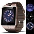NEW Original Bluetooth Smart Watch DZ09 for android phone support SMI/TF men women sport wristwatch