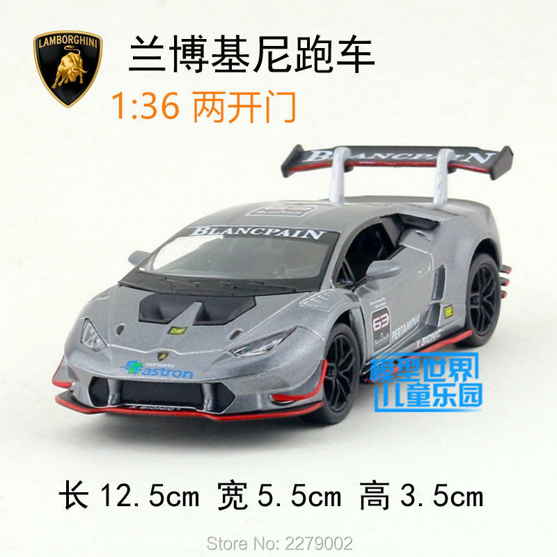 buy kinsmart die cast metal models 1 36 scale huracan lp620. Black Bedroom Furniture Sets. Home Design Ideas