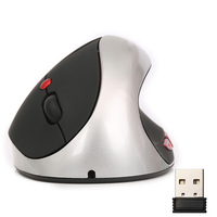 2 4GHz Wireless Connectivity Built In Battery With Charging Cable Ergonomic Optical Mouse For Laptop PC