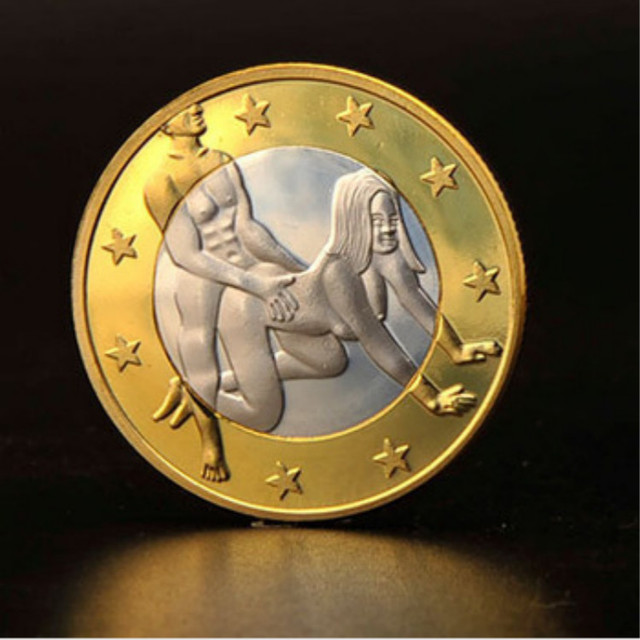 American Romantic Sexy Germany Silver Coins Ireland 2 Euro