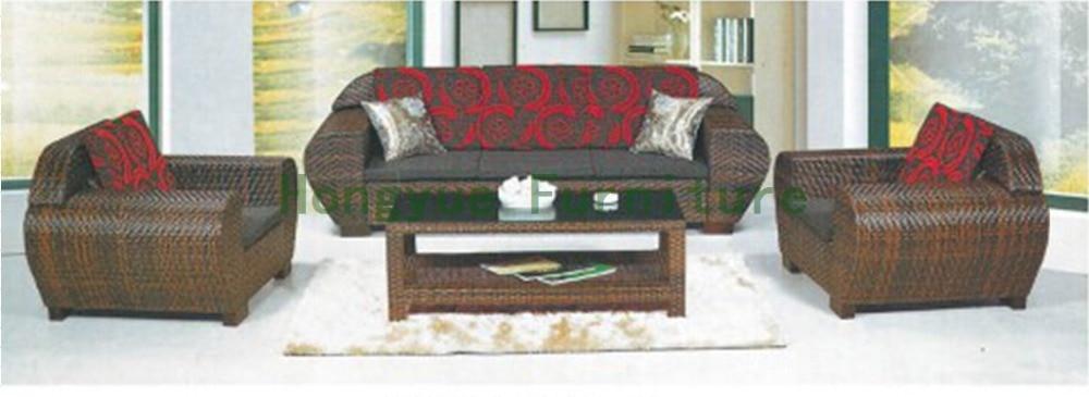 Outdoor garden modern sofa furniture set with cushions outdoor garden sofa set furniture outdoor set