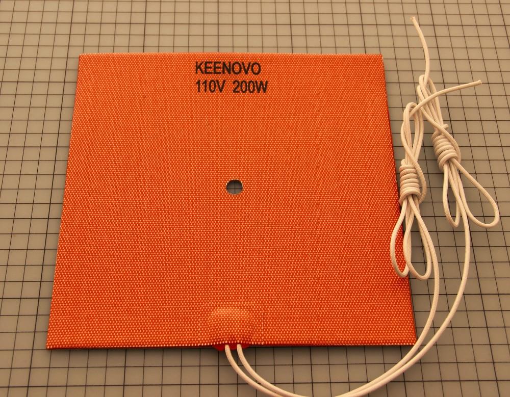 Keenovo Heater 3D εκτυπωτής θερμαντήρα - Οικιακά είδη - Φωτογραφία 2