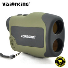 Big discount Visionking 6X25CC Range Finder BAK4 600M Laser Rangefinder Monocular Telescopes For Hunting Wildlife Height Angle Measure