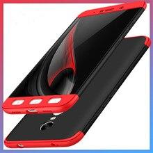 3 в 1 Защитный чехол для Xiaomi Redmi Note 4×32 ГБ 64 ГБ Тонкий Жесткий ПК чехол для глобальной версия Redmi Note 4 Бесплатная Стекло Плёнки