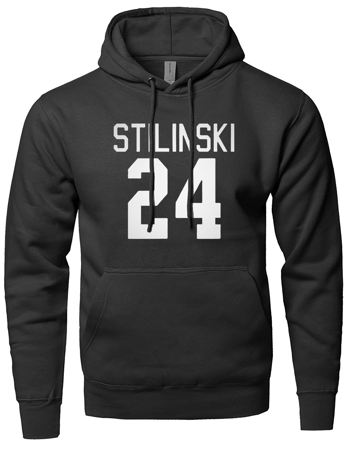 2019 new spring winter men sweatshirt Teen Wolf Stilinski 24 hoodies men fashion casual fleece high quality men hooded sudadera