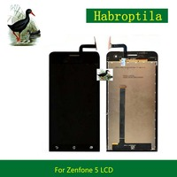 10Pcs Lot For Display ASUS Zenfone 5 LCD Touch Screen With Frame ASUS Zenfone 5 Display