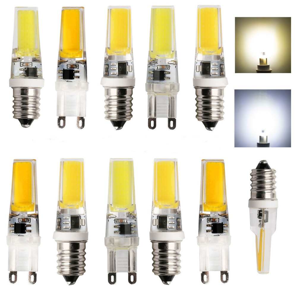 Buy g9 e14 mini led lampada dimmable cob for Lampada led e14